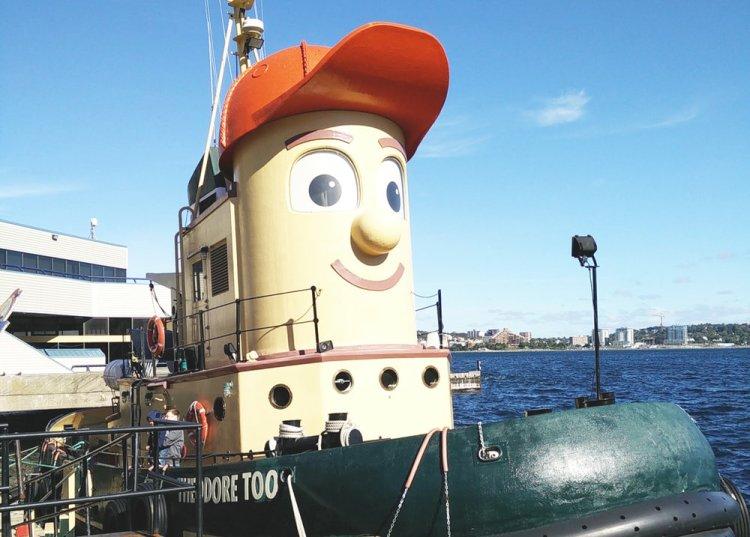 Halifax - Boat Ride