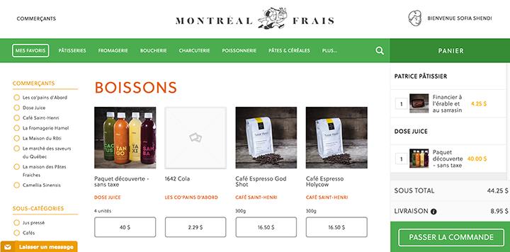 Montréal Frais