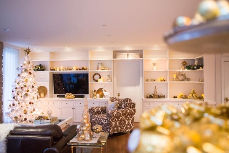 Ferrero House - Living Room